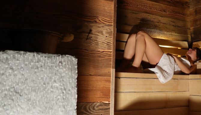 Saunas article – health