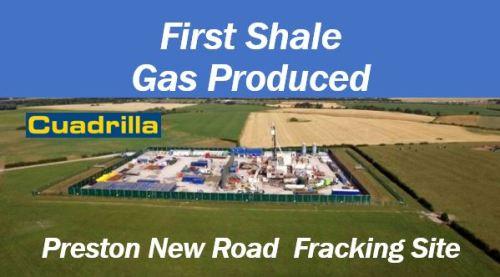 Shale gas - Cuadrilla image