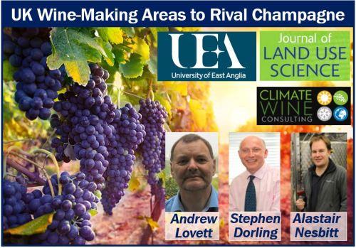 UK Wine-Making image plus authors