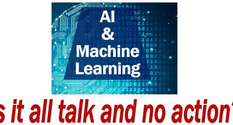 AI and machine learning thumbnail