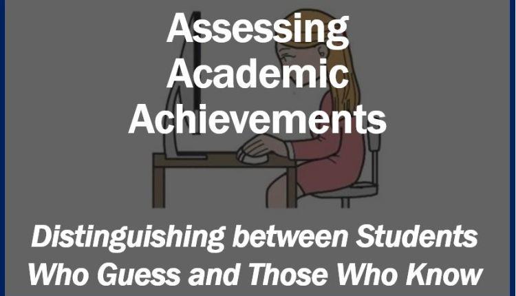 Assessing academic achievements – thumbnail