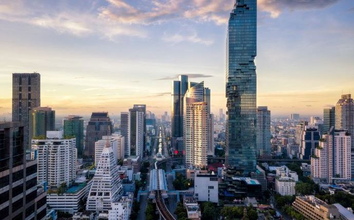 Capital of Thailand – Bangkok