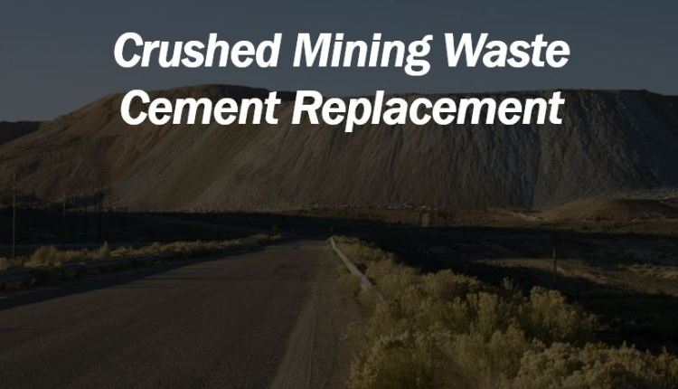 Crushed mining waste – thumbnail