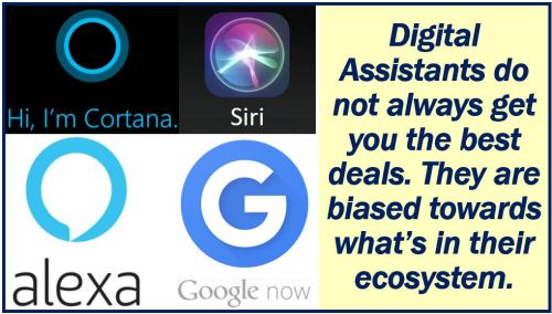 Digital Assistants image