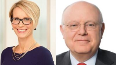 GSK and Pfizer bosses - consumer healthcare joint venture image