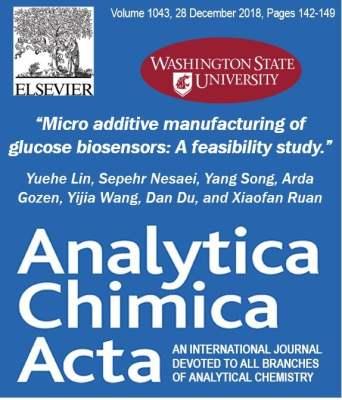 Glucose biosensor article - Analytica Chimica Acta