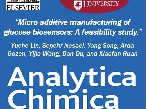 Glucose biosensor article – Analytica Chimica Acta