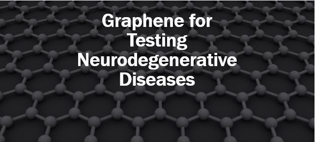 Graphene for testing ALS