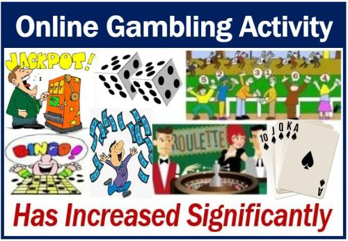 Online gambling government tax revenue - image