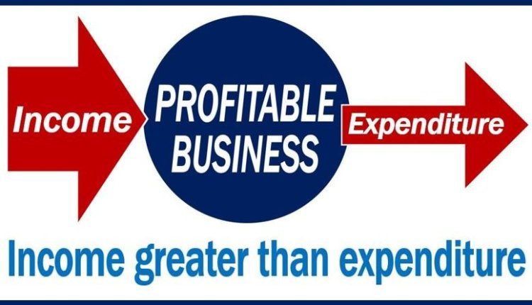 Profitable business thumbnail