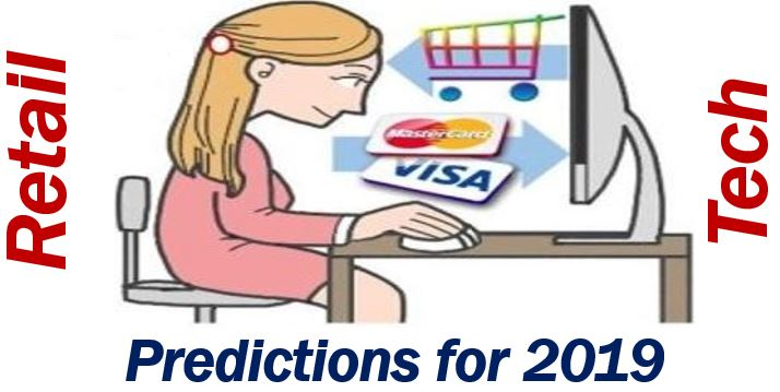 Retail tech predictions for 2019