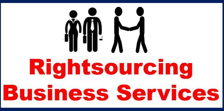 Rightsourcing business services