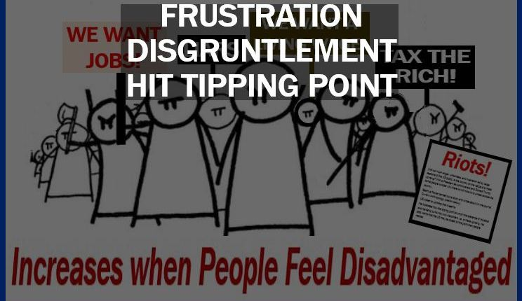 Risk of an uprising – thumbnail