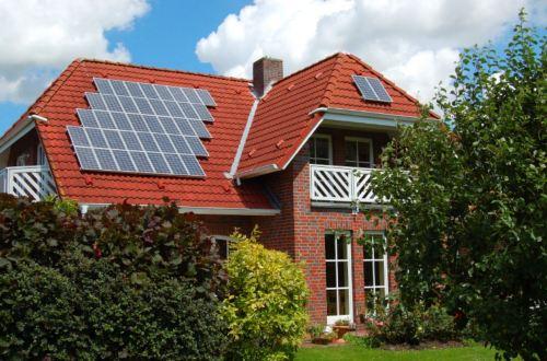 Solar panels USA - image