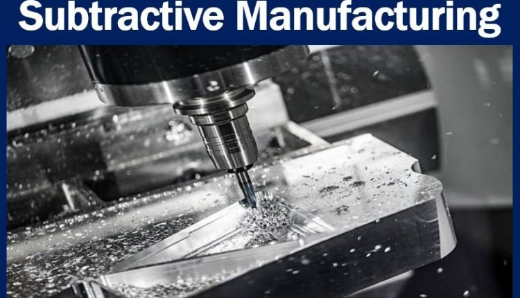 Subtractive Manufacturing