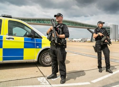 Sussex Police - Gatwick Airport