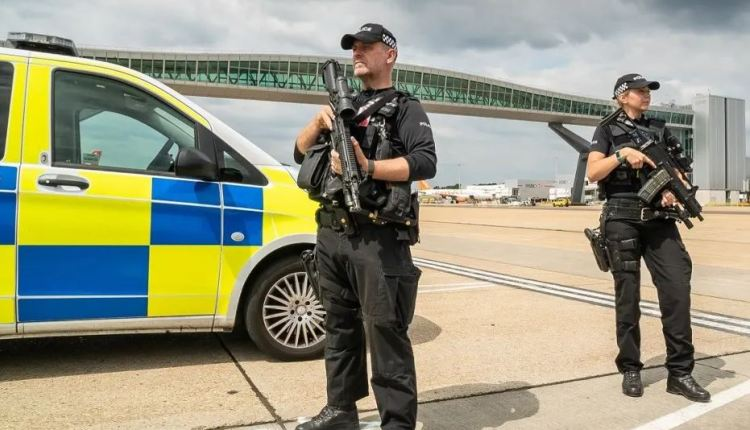 Sussex Police – Gatwick Airport