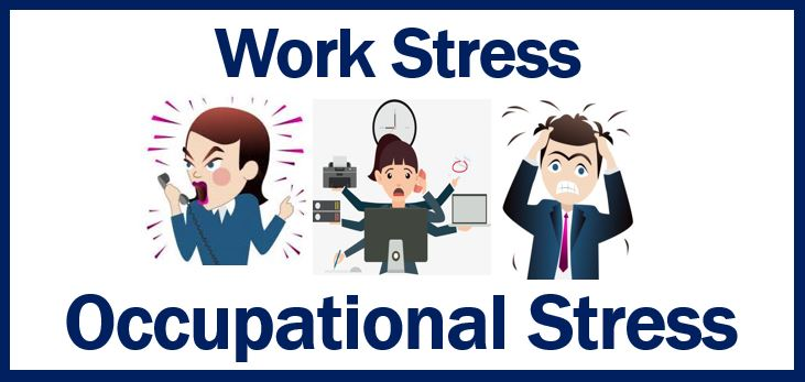 Work Stress or Occupational Stress – thumbnail