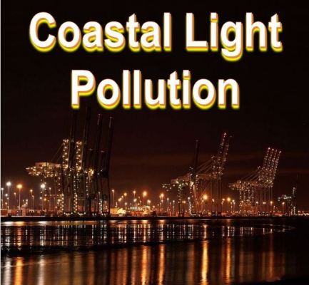 Coastal light Image