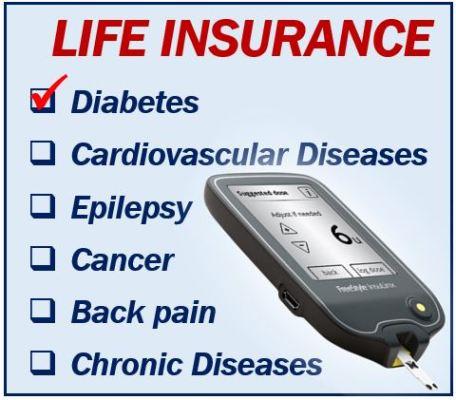 Diabetes - Life insurance