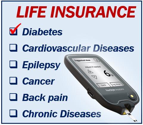 Diabetes – Life insurance