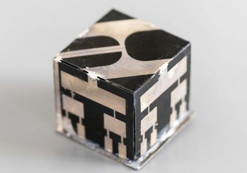 KAUST researchers make cube