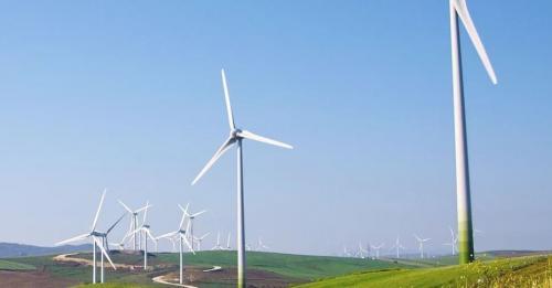 Wind energy a type of renewable energy