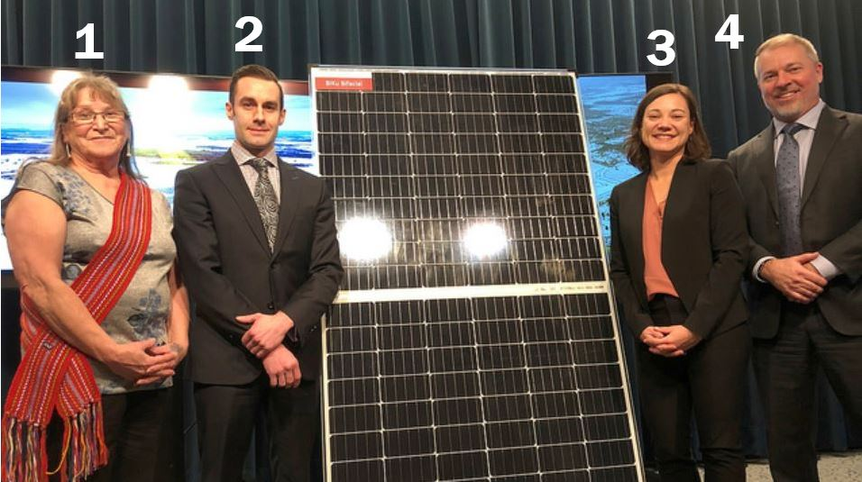 Canadian Solar three contracts Alberta - image 1