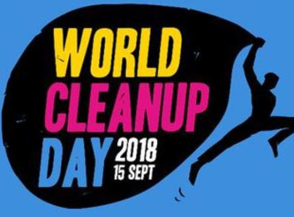 Nils Grossberg – world cleanup day article