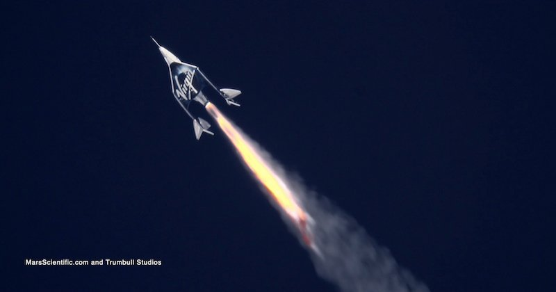 Virgin Galactic Makes Space for Second Time in Ten Weeks with Three On Board
