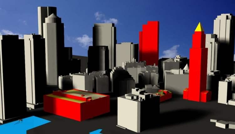 Solar energy in an urban environment