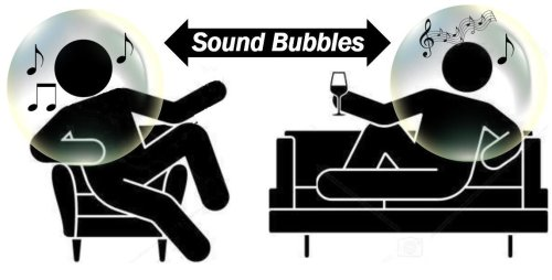 Sound bubbles article