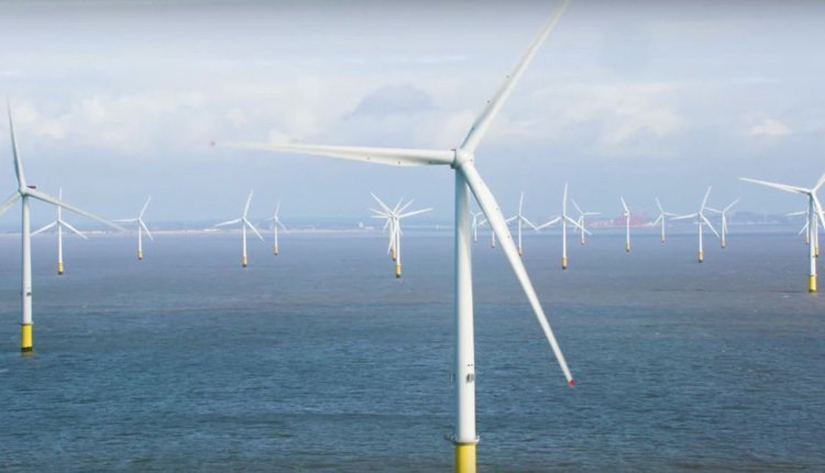 Wind energy generation article