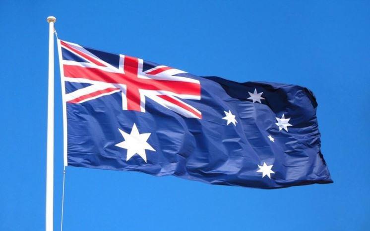 Australia supplements China - flag image 223222