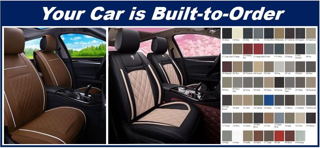 Car built-to-order image