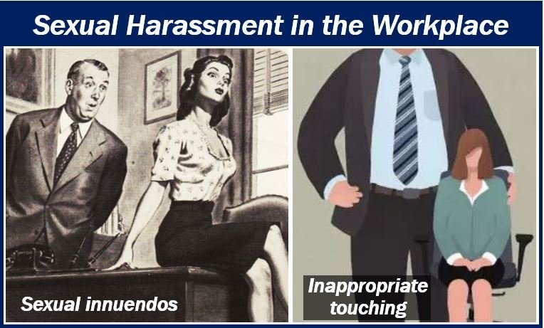 Sexual harassment in the workplace - image 8828882