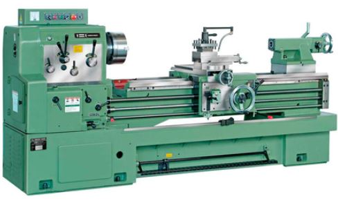Lathe machine 555