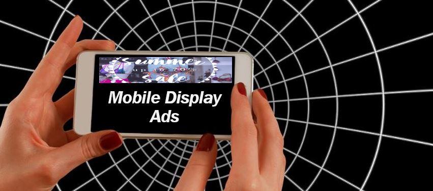 mobile display advertising image 44344