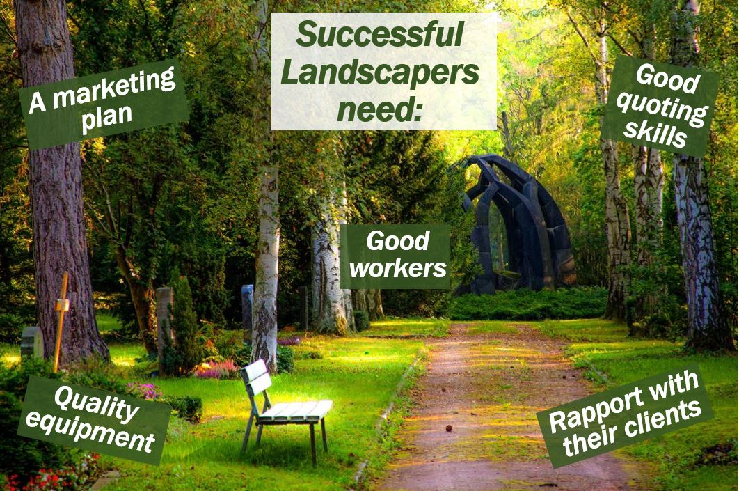 A successful business for landscapers image 44444
