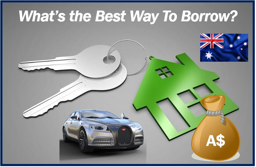 Best way to borrow in Australia image