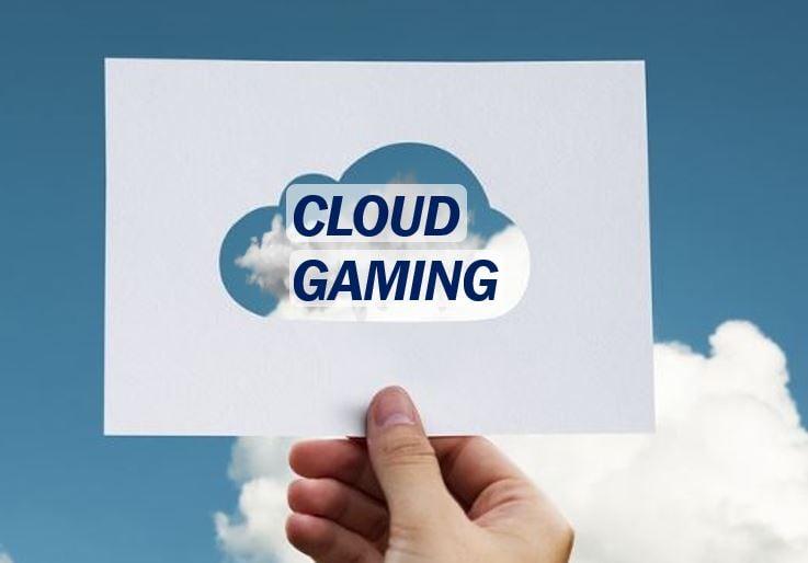 Cloud Gaming image 33333
