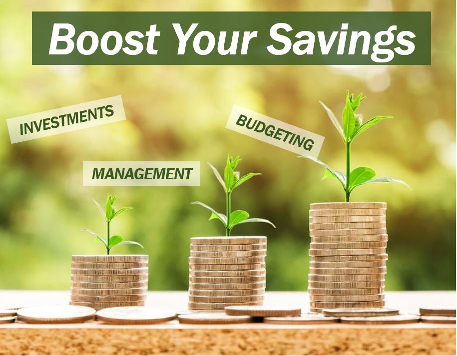 Financial tools boost your savings image 11