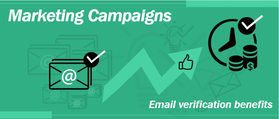 Marketing campaigns - email verification benefits image r4444