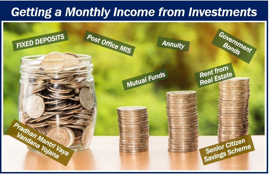 10 Best Investments To Get Regular Monthly Income