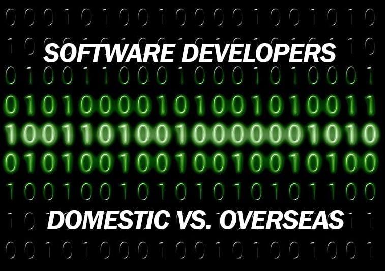 Overseas Software developers