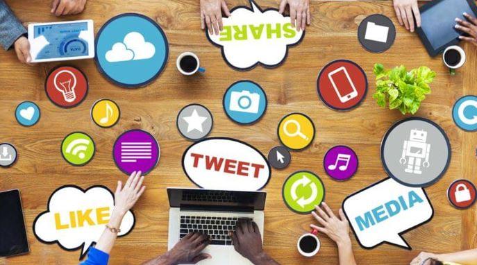 Social media marketing image 4884848