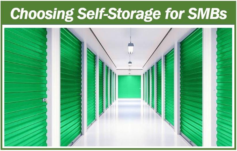 Self-storage space11