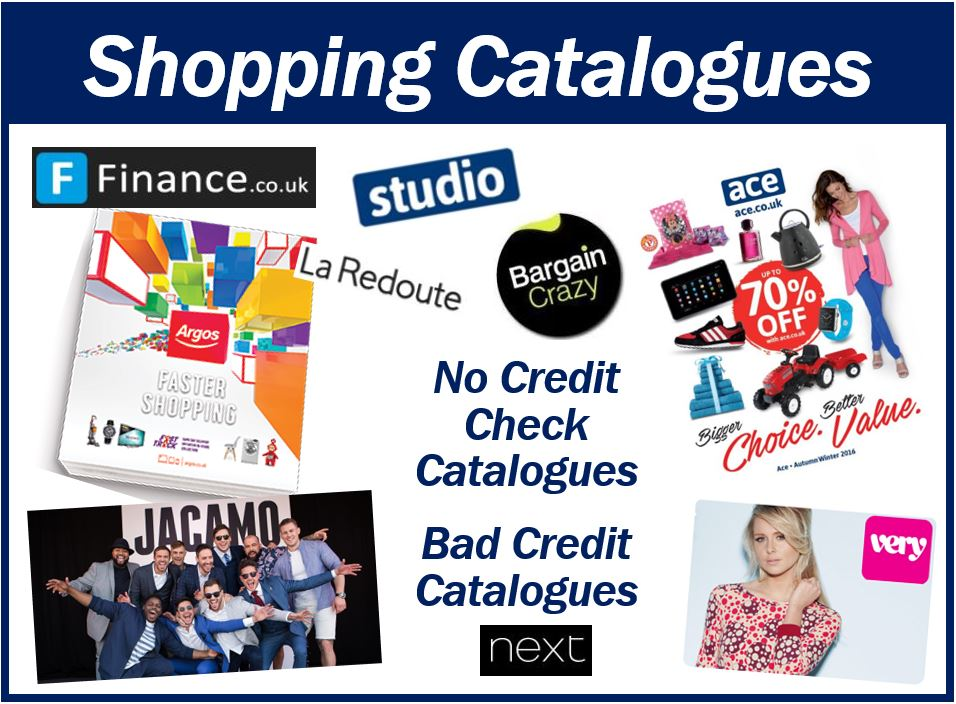 Bad credit shopping catalogues article - image 444444