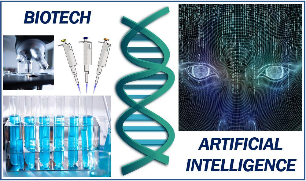 Biotech and artificialintelligence image 444