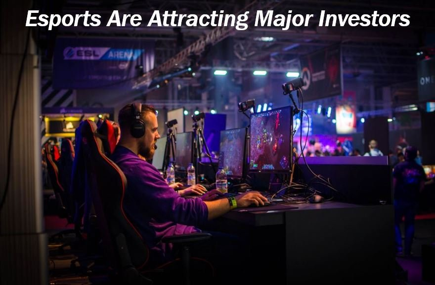 Esport is becoming big business